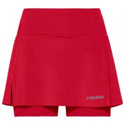 FALDA CLUB BASIC RED W