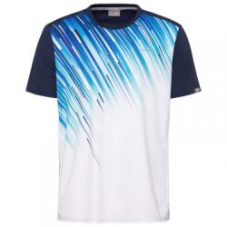 Camiseta Head Slider Azul M