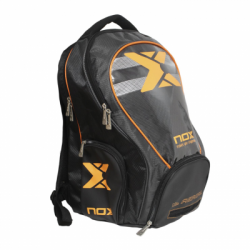 MOCHILA NOX STREET ORANGE